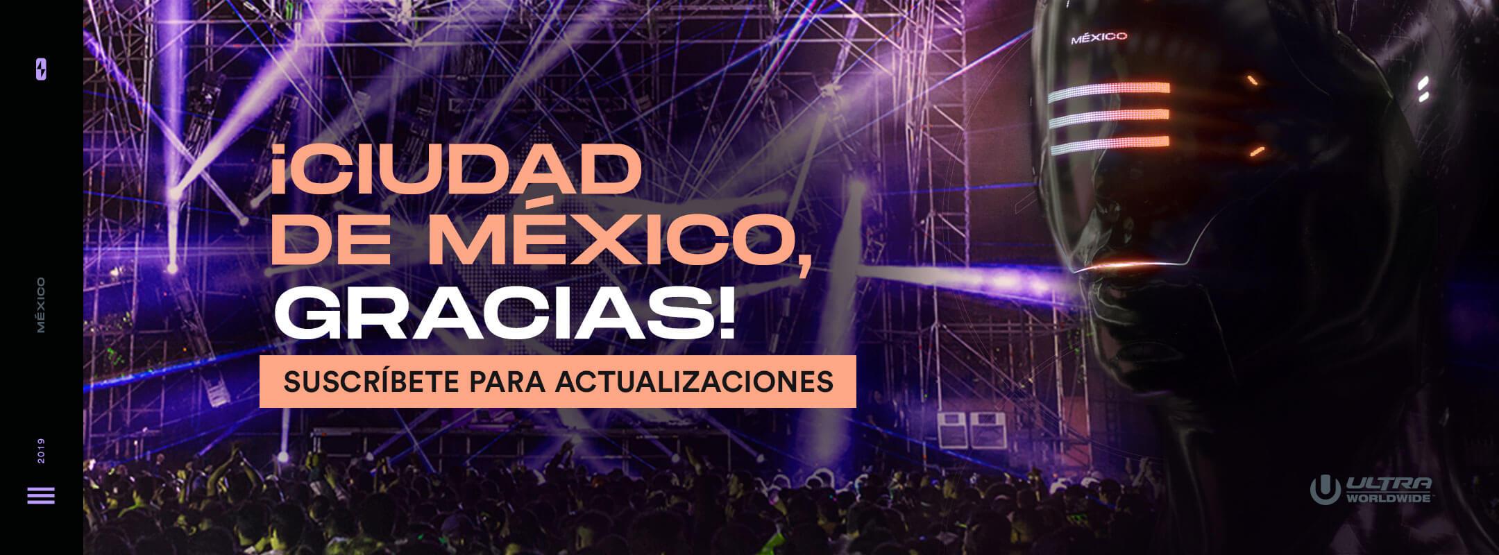 Recibe actualizaciones de RESISTANCE Ciudad de México